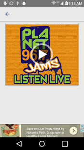 Planet 96.7 Jams - náhled