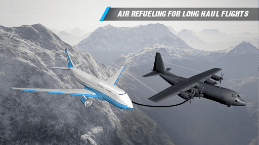 Pilot Plane Landing Simulator - Airplane games filehippodl screenshot 11