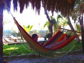 Photo: Muelle Viejo, Los Organos beach.