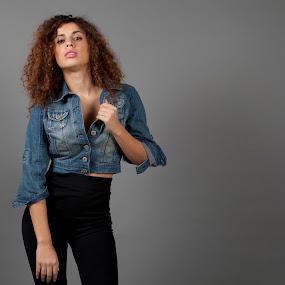attitude by Lucian Petrea - People Fashion