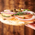 Bagel and Lox recipe icon