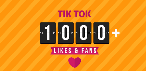 Likes & followers for TikTok app (apk) free download for