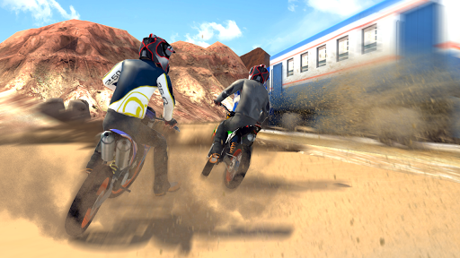 Bike vs. Train screenshot 2