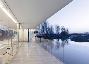 Photo: Riverside clubhouse Yancheng, Jiangsu, China Proyecto: Tao + imágenes: https://www.facebook.com/media/set/?set=a.420678977162.206757.133471887162&type=1 http://www.facebook.com/catalogoarquitectura