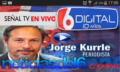 Canal 6 Posadas screenshot 0