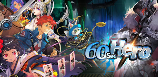 60 Seconds Hero : Idle RPG mod Apk Rebirth anytime