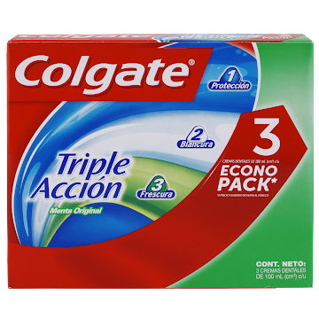 Oferta Crema Dental COLGATE