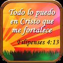 Versículo del Día con Imágenes y Frases Bíblicas icon