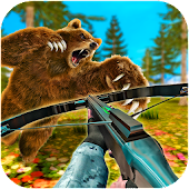 Sniper Hunter Survival: Safari