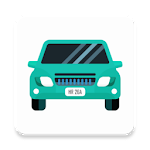 Car Info - Number Plate Info Icon