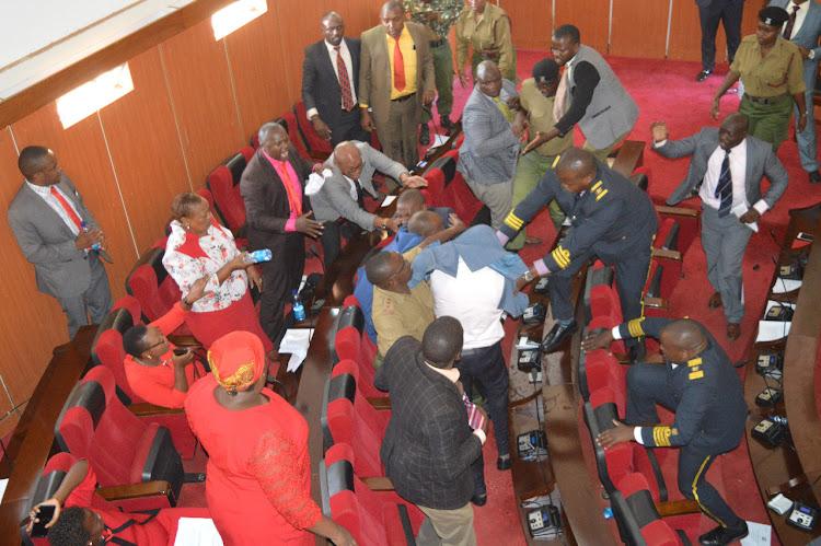 Image result for mca's kenya fights