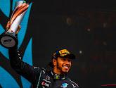 Reeks van zeven is compleet: Lewis Hamilton was nog nooit zo oppermachtig als nu