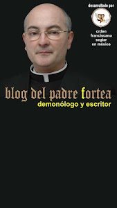 El Blog del Padre Fortea screenshot 1