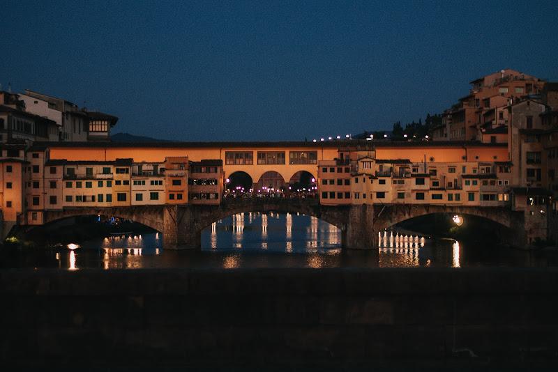 Firenze, fascino della notte di Nicolli D'Orazio Turqueti