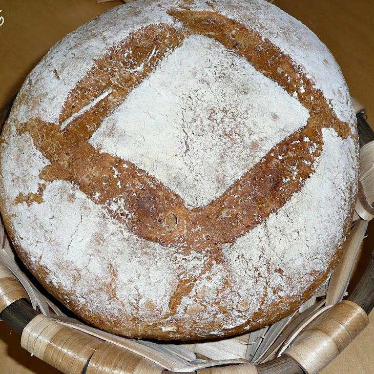 Leavened Rye Bread