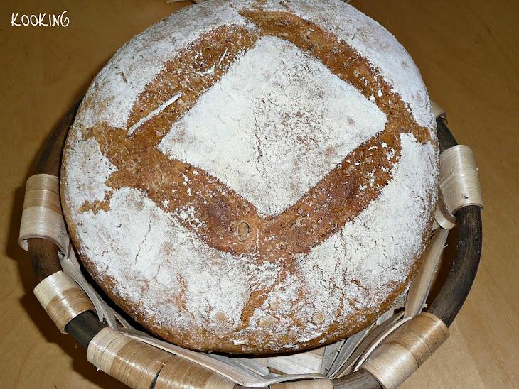 Leavened Rye Bread Recipe