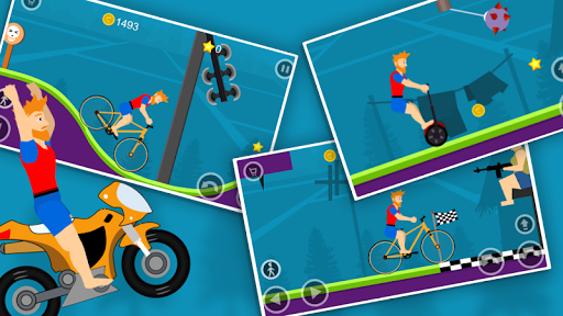 Scary Wheels: Don't Rush! android2mod screenshots 3