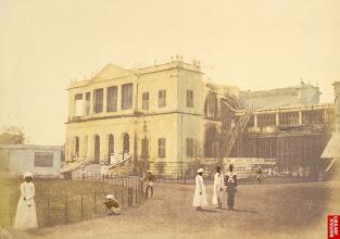 Photo: Govt house - Mount road - Now - Omandurar govt estate