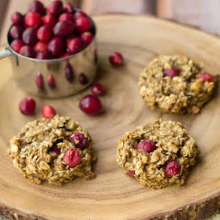 Cranberry Breakfast Cookies.