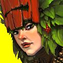 Rhombus Legends - card battler MMO icon