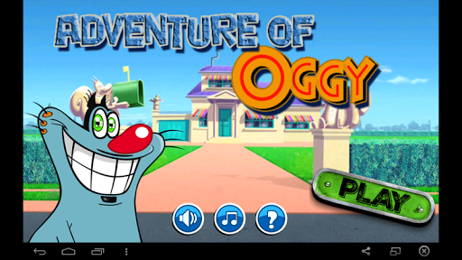 Adventure of OGGY