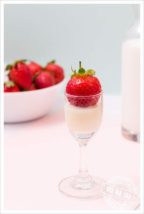 富森草莓園草莓煉乳