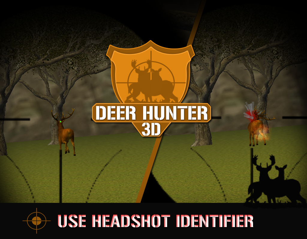 Deer Hunter 3D- screenshot