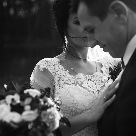 Свадебный фотограф Виолетта Нагачевская (violetka). Фотография от 08.01.2018