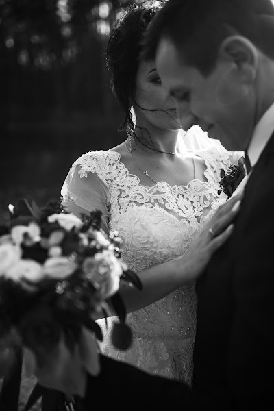 Wedding photographer Violetta Nagachevskaya (violetka). Photo of 08.01.2018