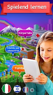 Sprachkurs für Kinder Screenshot