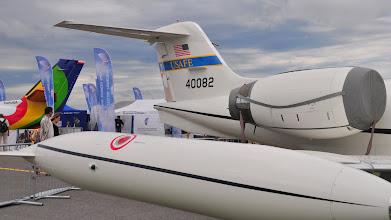 Photo: Amerykański C-21 Learjet