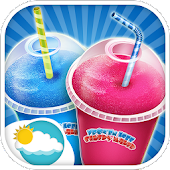 Frozen ice slushy maker:Slush