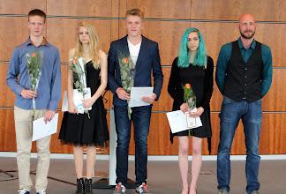 Photo: 9. Juli 2016: Schulentlassungsfeier Mittlere Reife