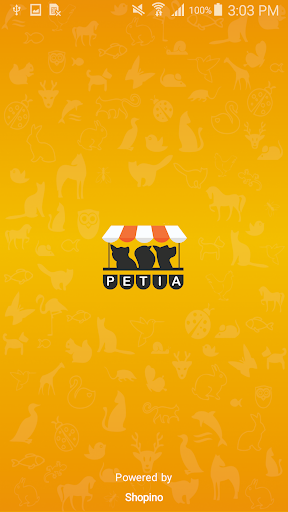 Petia screenshot