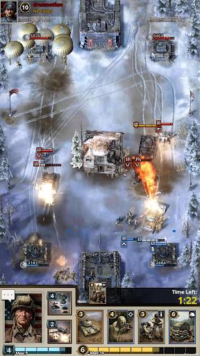 Télécharger Road to Valor: World War II APK MOD (Astuce) screenshots 6