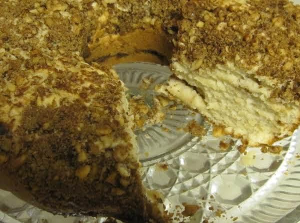 Old Fashioned Coffee Cake Recipe