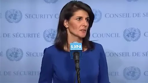 Nikki Haley tells UN that America sees 'sharp military escalation' by North Korea
