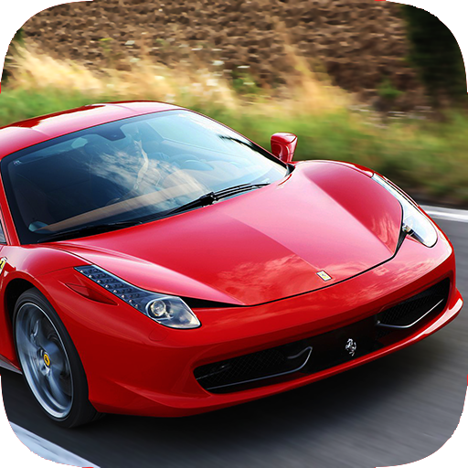 458 Italia Drift Simulator Icon