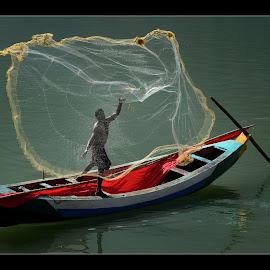 FISHING by Nanda Ban - People Professional People