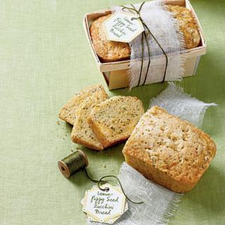Lemon-Poppy Seed Zucchini Bread