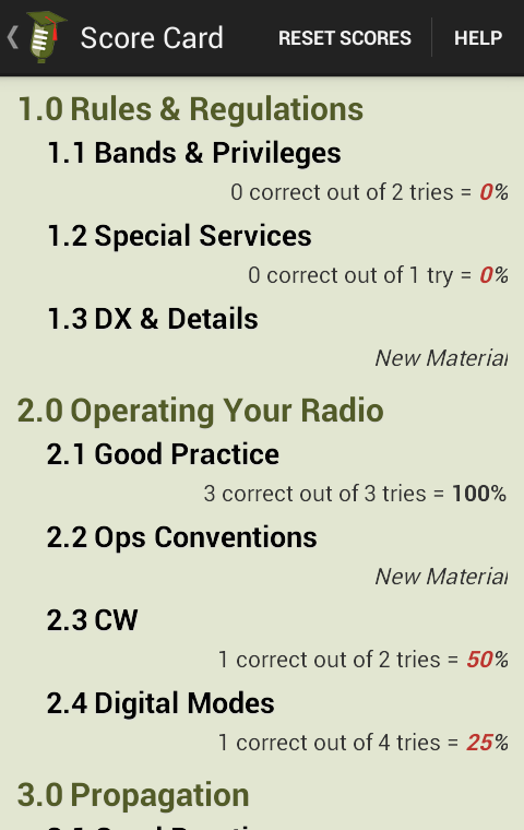 Ham Radio School - General- screenshot