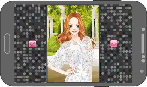 스타 드레스 : 나디아