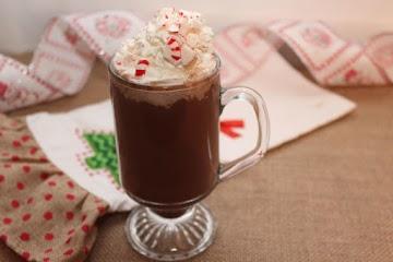 Hot Chocolate Peppermint Mocha Recipe
