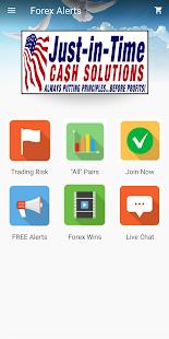 Forex Alerts screenshot