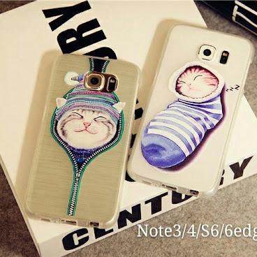 Iphone&Samsung手機套
