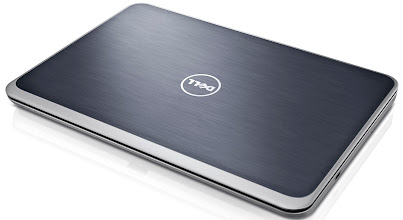 Photo: New Inspiron 15R (Moon Silver brushed aluminum). More details here: http://bit.ly/inspironrces2013
