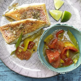 Spicy Snapper Fillet