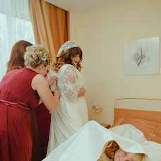 Wedding photographer Marina Zenkina (MarinaZenkina). Photo of 09.12.2016