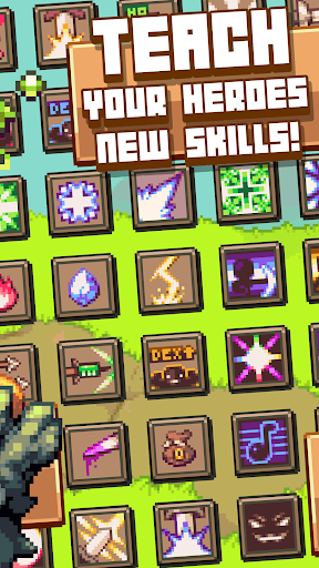 Linear Quest Battle: Idle Hero 0.68 screenshots 2