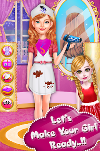 Game Fashion Hairstyle Salon APK for Windows Phone